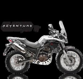 UM DSR Adventure TT 125