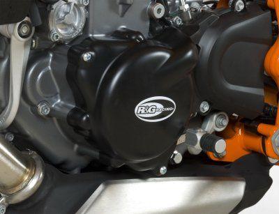 Engine Case Cover for KTM 690 Duke '12-, 690SM/SMC/SMCR '12-, 690 Duke R, Husqvarna 701 Enduro/Supermoto '16- (LHS)