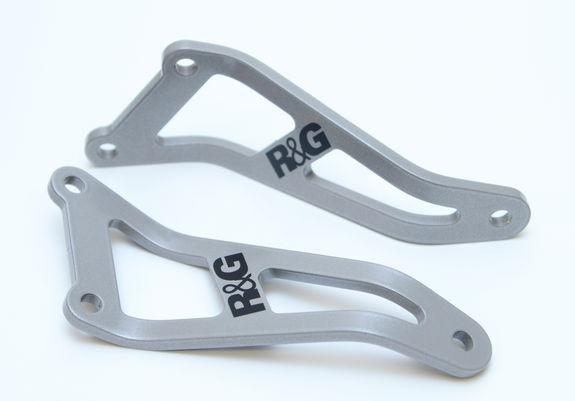 Exhaust Hangers for Honda SP1/SP2 (Twin Exhaust Hanger Kit)