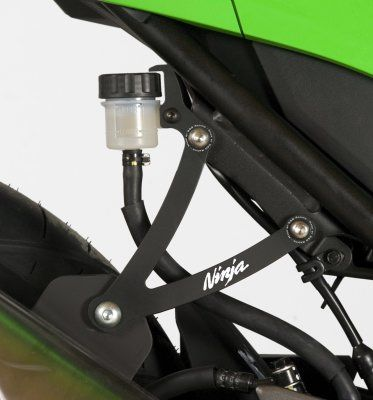 Exhaust Hanger for Kawasaki Ninja 300 and Ninja 250