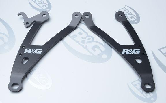 Exhaust Hanger (Pair) for Kawasaki Z1000 SX '14-