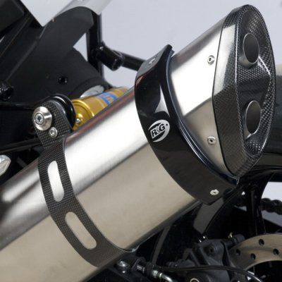 5.5- 6.5 Round Exhaust Protector