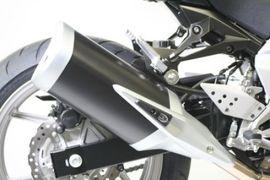 Exhaust Slider - Kawasaki Z750 '07