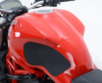 R&G Tank Traction Grip for Ducati Monster 1100 /  1100 EVO '10- & 1200 S '14-