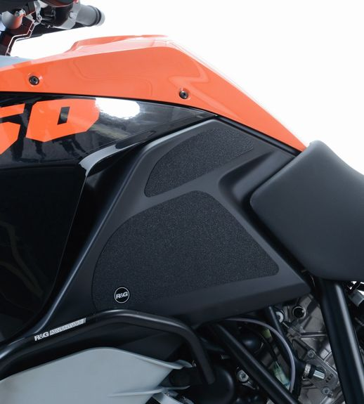 R&G Tank Traction Grip for KTM 1050/1190 Adventure and 1290 Super Adventure models