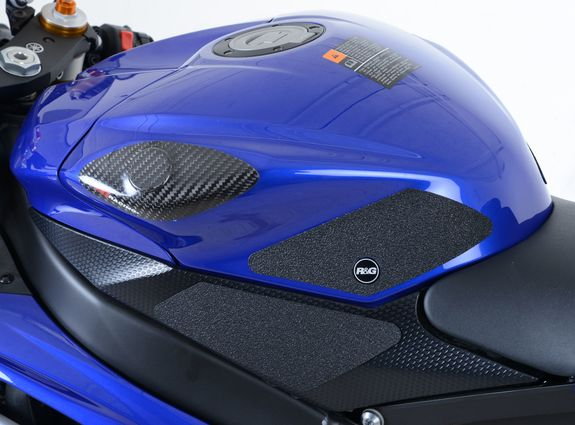 R&G Tank Traction Grip for Yamaha YZF-R6 '12-