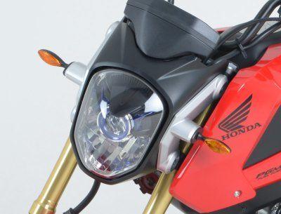 Front Indicator Adapter Kit for Honda MSX125 '13-'15, Honda GROM 125 '13- and Honda CBR500R, CB500X and CB500F