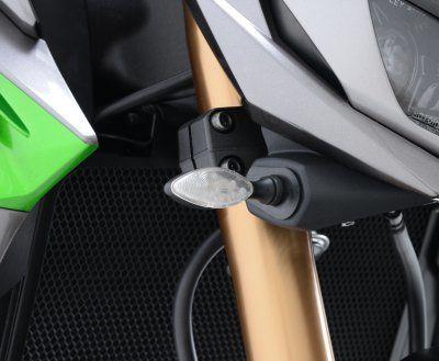 Front Indicator Adapter Kit for the Kawasaki Z1000 '14-