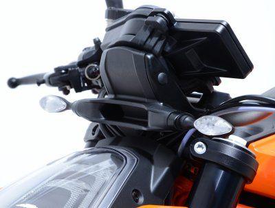 Front Indicator Adapter Kit for the KTM 1290 Superduke '14-