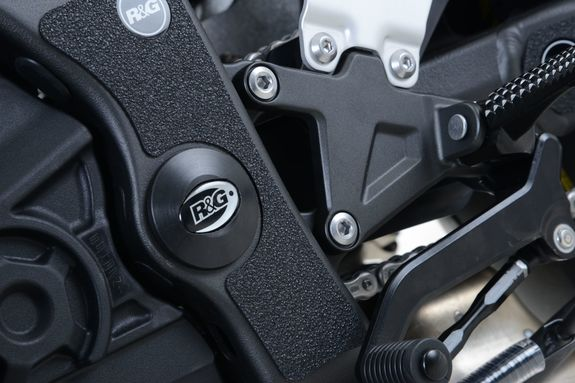 Frame Plug Kawasaki ZX10-R '06-'15, Z1000 '10- and Z1000SX '11-