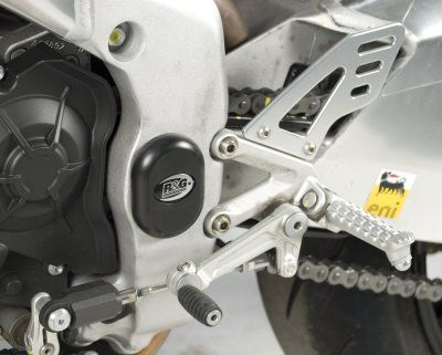 Frame Plug for Aprilia Caponord and Tuono V4 models.