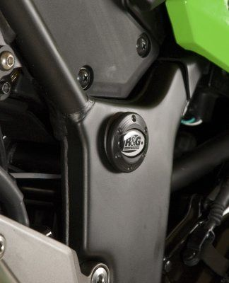 Upper Frame Plug for Kawasaki Ninja 250 and Kawasaki Ninja 300