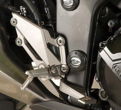 Lower Frame Plug for Kawasaki Ninja 250 and Kawasaki Ninja 300