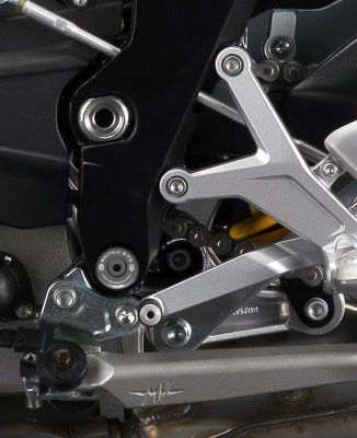 Lower Frame Plug (LHS) for MV Agusta Brutale 675 ('12-)