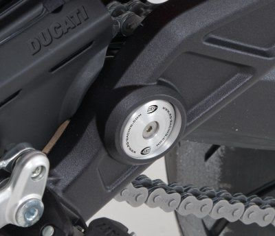 Frame Plug for Ducati Hypermotard/Hyperstrada 821/939 (LHS)