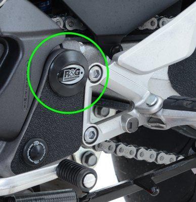 Frame Plug for Honda VFR 800 '14- (LHS Top Only)