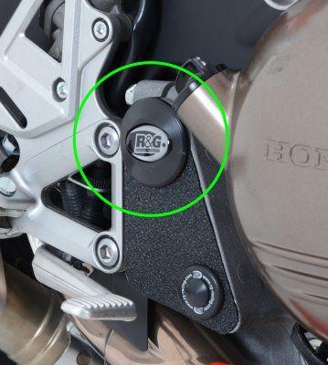 Frame Plug for Honda VFR 800 '14- (RHS Top Only)