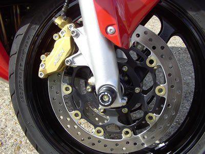 R&G Fork Protectors Honda CBR600 VTR1000