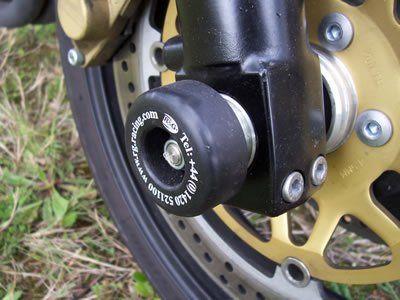 R&G Fork Protectors Kawasaki ZRX1100-1200