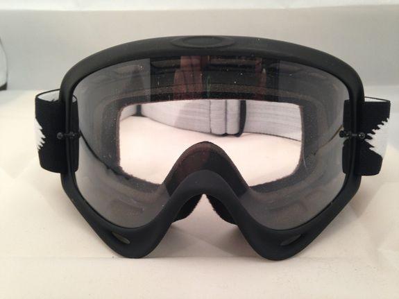 Oakley O Frame Goggles matt black
