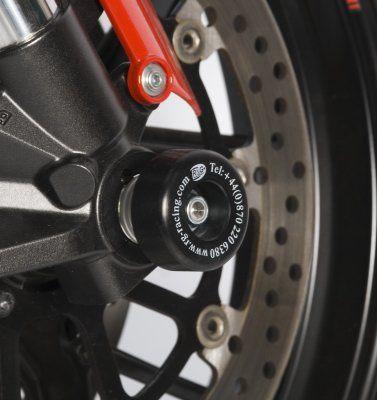 R&G Fork Protectors Aprilia Ducati Moto-Guzzi