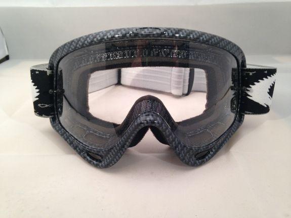 Oakley O Frame goggles True Carbon