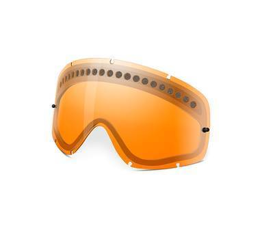 Oakley O frame Goggles Dual Vent replacement Lens Persimon