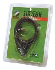 Mammoth Motorcycle Lid-Lok Helmet Clothing Lock