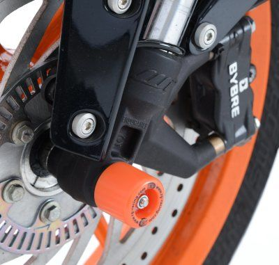 R&G Fork Protectors for KTM 125,200 and 390 Duke & RC125/200 '14-