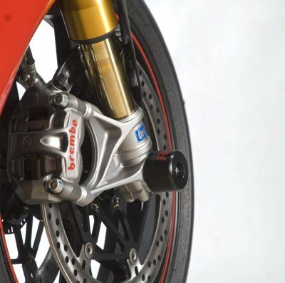 R&G Fork Protectors for Ducati 1299/1199/899 Panigale models (All Years/All Models)
