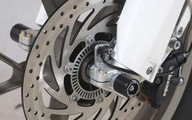 R&G Fork Protectors for Husqvarna TR650 Strada