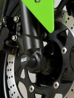 R&G Fork Protectors for Kawasaki Ninja 300 (12-) and Ninja 250 ('13-)