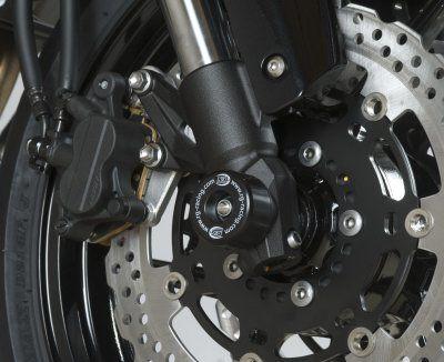 R&G Fork Protectors for Kawasaki Z800 ('13- onwards)