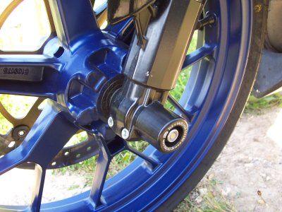 R&G Fork Protectors Aprilia RS125 '06-