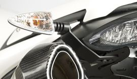 Indicator Adapter Kit for Triumph Speed Triple '11-