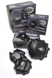 Engine Case Cover Kit (2pc) for Triumph Speed Triple ('08-'13) and Triumph Tiger 1050 ('07- onwards)