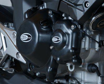 Engine Case Cover Kit (3pc) For Kawasaki Z800 '12-