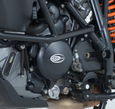 Engine Case Cover Kit (2pc) For The KTM 1050 Adventure '15-, 1190 Adventure '13-, 1290 Super Adventure '15-, 1290 Super Duke '14-