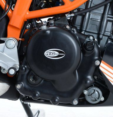 Engine Case Cover Kit (2pc) For KTM 390 DUKE '13-'15 and RC 390 '14-'15