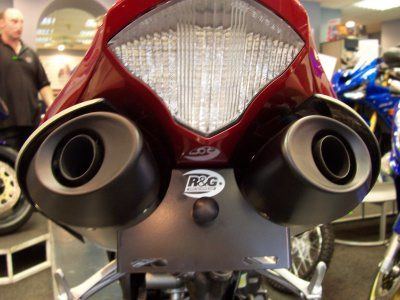 Tail Tidy for Yamaha YZF-R1 '04-'06