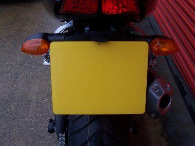 Tail Tidy Yamaha Fazer