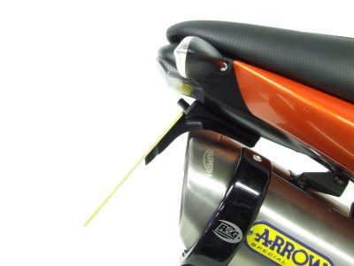 Tail Tidy for Triumph Speed Triple '08-'10