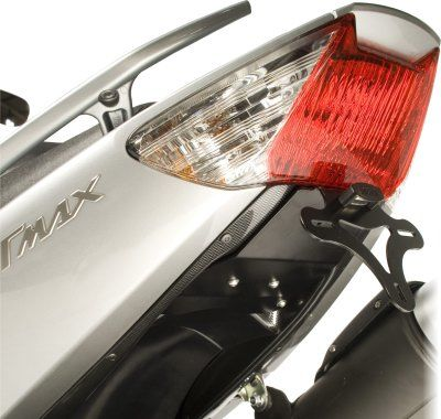 Tail Tidy With Carbon Fibre Effect Undertray