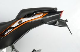 Tail Tidy for KTM 125, 200 and 390 DUKE