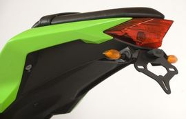 Tail Tidy for Kawasaki Ninja 300 ('12-) and Ninja 250 ('13-)