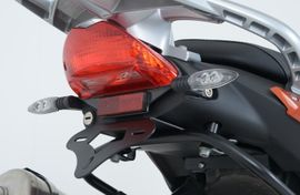Tail Tidy for BMW F800GT (With Luggage Rack)
