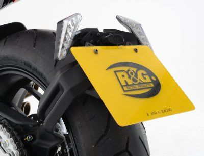 Tail Tidy for MV Agusta Turismo Veloce, Stradale, Dragster and Rivale 800