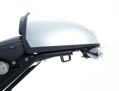 Tail Tidy for BMW R NINE T '14- (swingarm mounted, for use with pillion seat/speedhump)