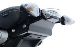 Tail Tidy for BMW R NINE T '14- (swingarm mounted, for use without pillion seat/speedhump and subframe)