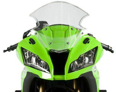 Mirror Blanking Plates for Kawasaki ZX10R '11-